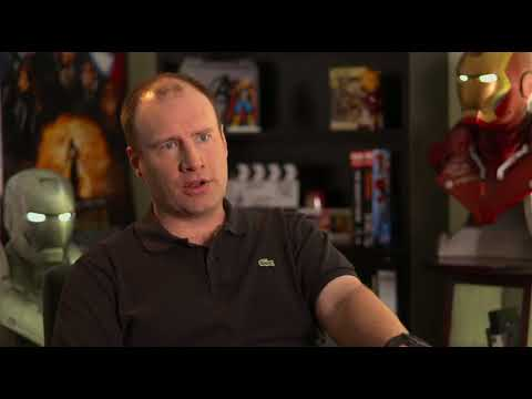 Kevin Feige I - Interview Kevin Feige I (Anglais)