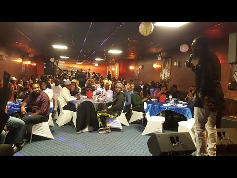 Comedian BUCHI Live at Chicago Must Laugh