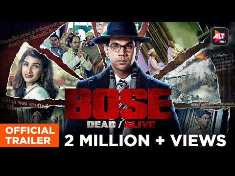 Video BOSE: DEAD/ALIVE | Official Trailer #2 | Streaming 20th November download in MP3, 3GP, MP4, WEBM, AVI, FLV January 2017