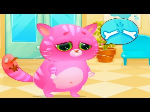 Bubbu - My Virtual Pet - Fun Cute Kitten Care Games For Kids & Children
