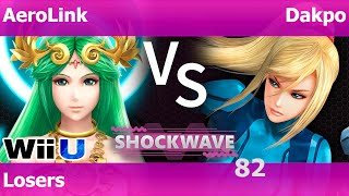 Aerolink (Custom Palutena) vs. Dakpo (ZSS). A gentleman's rule exemption from the last shockwave
