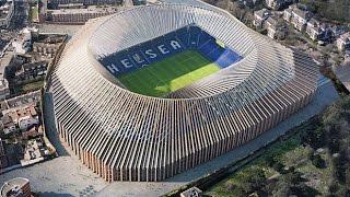 English Stadium renovations & new builds