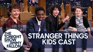 Download Youtube: The Boys of Stranger Things Are Obsessed with High School Musical