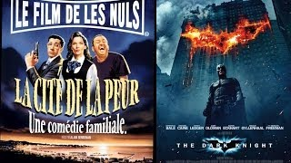 DARK KNIGHT vs LA CITE DE LA PEUR (parodie) - YouTube