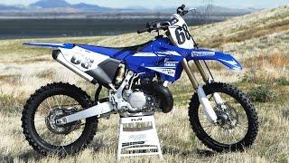 1. First Ride 2017 Yamaha YZ250 2 Stroke