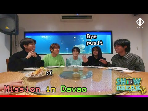 [SHOW BREAK S3] Ep. 6: Mission In Davao