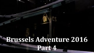 We continue our Visit to Train World in the fourth part of our Brussels adventure, before moving on to cars when we explore Autoworld.Subscribe for more videos in this series!Twitter: @upgraiden