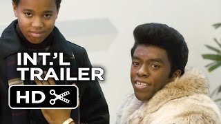 Get On Up International TRAILER 1 (2014) - Chadwick Boseman Music Movie HD