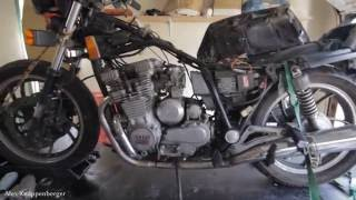 2. Wiring a motorcycle up from scratch with minimal wiring (Japanese bike)