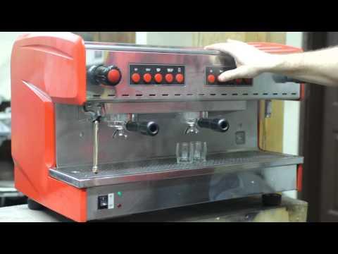 Conti 2 Group Espresso Machine