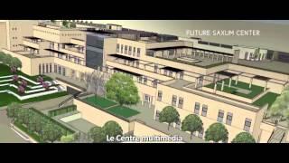 Saxum présentation du projet