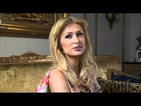 Paris Hilton on Senkveld med Thomas og Harald, part 1/3