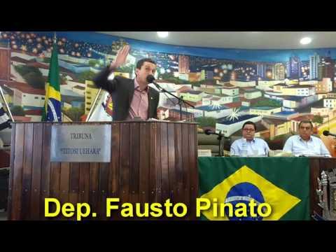 Fernandópolis - Câmara de Comércio de Desenvolvimento Internacional visita Fernandópolis a convite do Dep. Fausto Pinato.