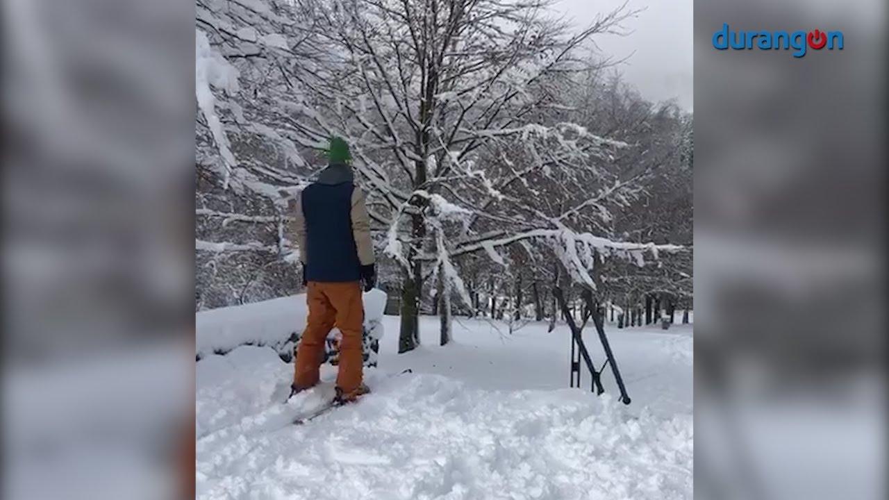 La estación de esquí de Bizkaia