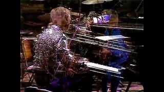 Elton John was a Rocket Man