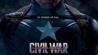 Video Divided We Fall HQ Extended Theme   Captain America  Civil War Soundtrack MP3, 3GP, MP4, WEBM, AVI, FLV Januari 2019