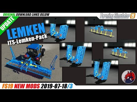 ITS Lemken Pack v1.4.0.1