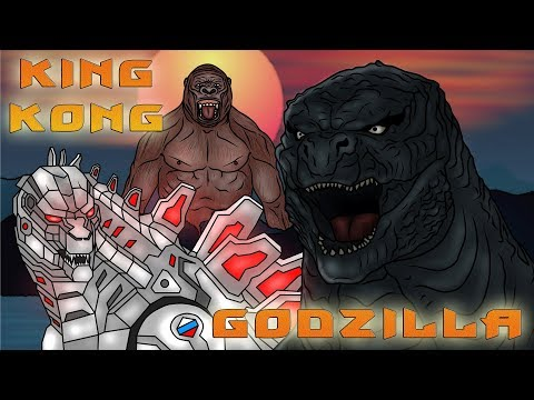 Кинг Конг против Годзиллы (2018) / King Kong vs. Godzilla (2018) -  Full version