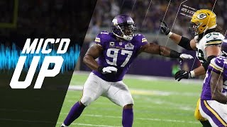 Everson Griffen Mic'd vs Packers (Week 2) | Sound Fx | NFL by NFL Films