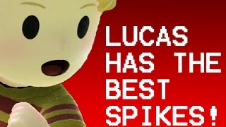 Lucas Has My Favorite Spikes Without Question