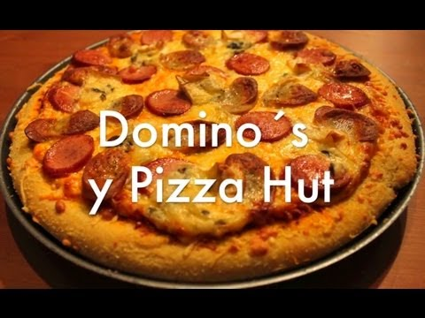 Masa de pizza estilo Domino´s - Pizza Hut - Receta de Masa Pan y Original ✅