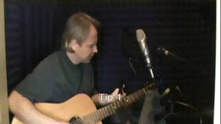 David Lowery - Guitar tuning tips with a capo