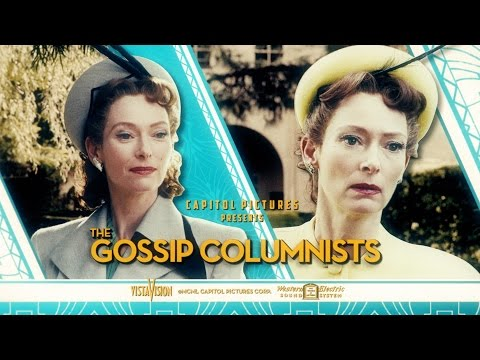 Hail Caesar Featurette 'The Gossip Columnists'