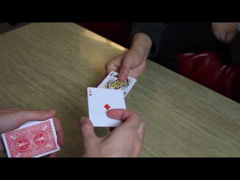 Two Card Monte – Tutorial