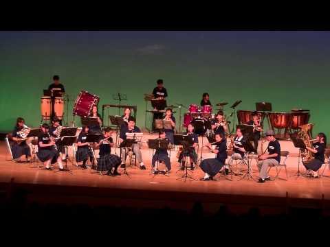 第46回伊都地方吹奏楽祭 初芝橋本中学校高等学校吹奏楽部