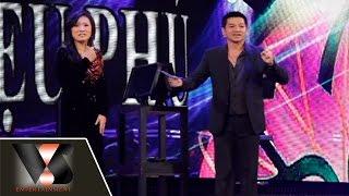 Hài Kịch: Ai Là Triệu Phú -Quang Minh, Hồng Đào - Show Huyền Thoại 3 [Official]