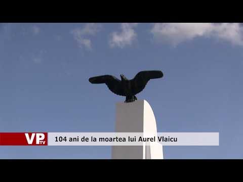 104 ani de la moartea lui Aurel Vlaicu
