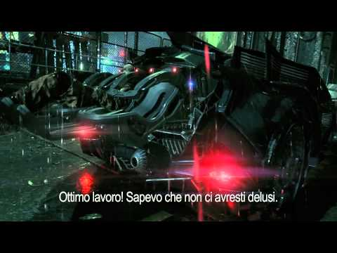 gameplay batman arkham knight hd ( ita )
