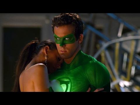 Hal saves Carol  | Green Lantern Extended cut
