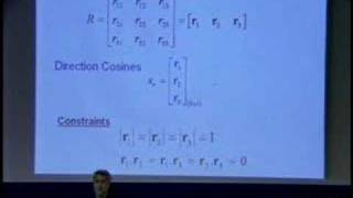 Lecture 3 | Introduction To Robotics