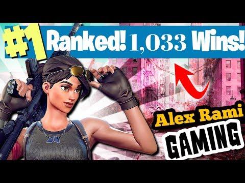 #1 World Ranked| 1,033 Wins | Sponsor Goal 539/600 | Fortnite Battle Royale LiveStream (видео)