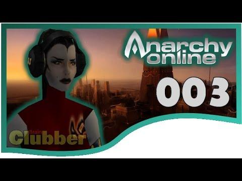 Single und Team Missionen ★ MMORPG ★ Let's Play – ANARCHY ONLINE Gameplay #003