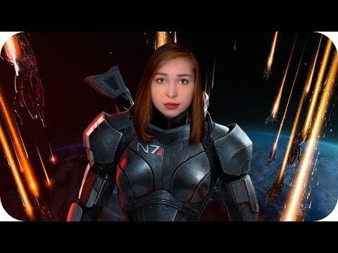 КОМАНДИР КСЕНИЯ ВЕРНУЛАСЬ! [Mass Effect 3] №1