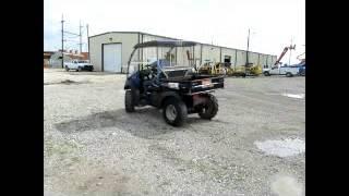 9. For Sale 2011 Kawasaki Mule 610 4x4 Utility Vehicle UTV Dump Bed Gas bidadoo.com