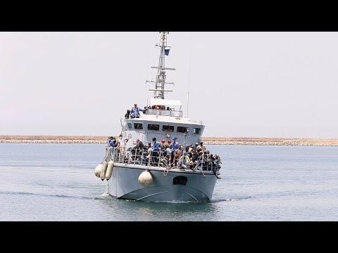 Ευρωπαϊκή στήριξη στη Λιβύη κατά της παράτυπης μετανάστευσης…