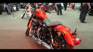 8. 2013 Harley-Davidson Sportster Iron 883
