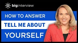 Video How to Answer: Tell Me About Yourself. MP3, 3GP, MP4, WEBM, AVI, FLV September 2019