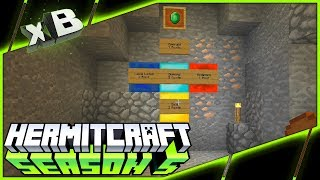 ABBA Caving VS FalseSymmetry! :: HermitCraft Season 5 :: Ep 83