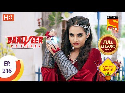 Baalveer Returns - Ep 216 - Full Episode - 20th October 2020