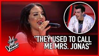 Video SURPRISING Joe Jonas FAN on The Voice   STORIES #24 MP3, 3GP, MP4, WEBM, AVI, FLV September 2018