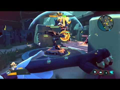 Battleborn - Phoebe Gameplay de Battleborn