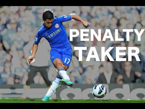 Eden Hazard  - The Penalty Taker II - All 15 Penalties For Chelsea FC - HD