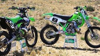 8. Kawasaki KX 250 2 Stroke vs KX 500 2 Stroke - Dirt Bike Magazine