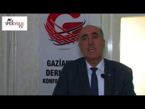 Gaziantep dernekler konfederasyonu güneydoğu bölge başkanı Bilal Helvacı 200 fakir aileye mont ve ayakkabı dağıttı.