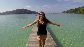 Koh Kood Thailand  city photo : Koh Kood Island, Thailand // GoPro HD