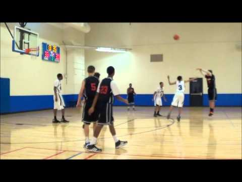 Alex Ryan #16 Team Supreme Basketball Highlight
